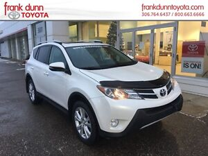 2013 Toyota RAV4 AWD Limited **$1000 FREE Winter Tire Credit**