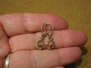 ███►alte schöne Ohrringe mit Koralle - um ca. 1930 ( Fach 57 )