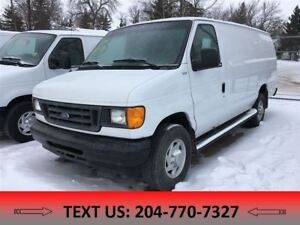 2006 Ford E-350 **MECHANIC'S SPECIAL**DIESEL**EXTENDED**
