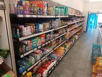 Complete Shop Shelving Black Shelves for Sale