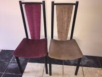 50 x Restaurant Chairs (£5 per seat)