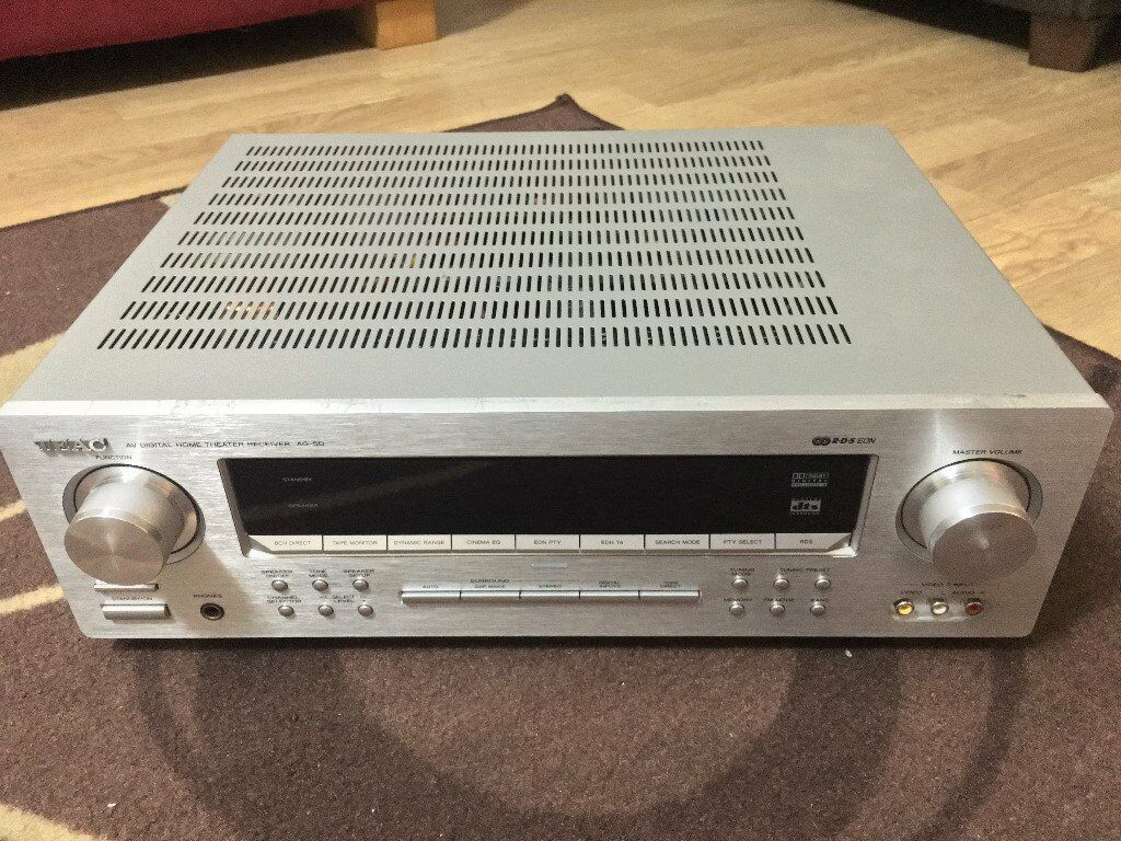 Teac Av Digital Home Theatre Receiver Ag 5d 51 Surround Sound Making Theater Amplifier