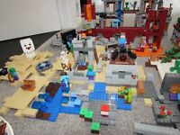 Mine craft lego for sale