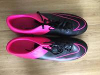 Nike Mercurial Size 10.5 football boots