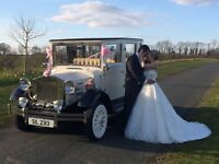 WEDDING CAR AND LIMOUSINE TRANSPORT FROM LOCAL AWARD WINNING COMPANY