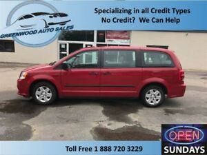 2013 Dodge Grand Caravan LOW KM'S (86933 KM'S) REAR STOW & GO! F
