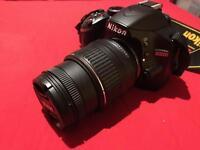 Nikon dslr d3200 completed package