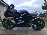 Suzuki gsxr k4 600