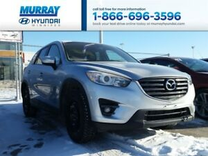 2016 Mazda CX-5 GS with Bluetooth and Heated Seats