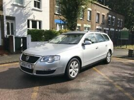 Volkswagen Passat 2.0 TDI DPF SE 5dr + FULL SERVICE HISTORY + JUST BEEN SERVICED + 1 YEAR MOT +