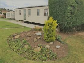 Static Caravan Sited Near Bridlington - 3 Bedrooms - Willerby Rio - All Fees Included To March 2019