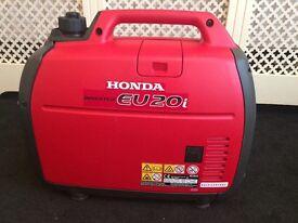 Honda eu20i suitcase generator