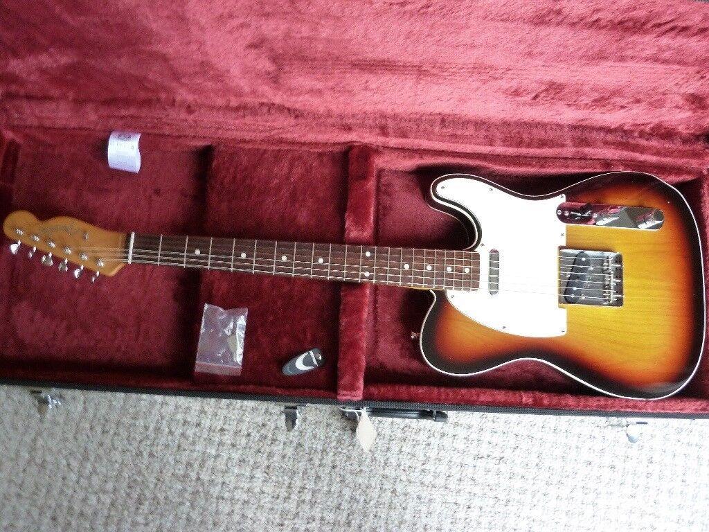 Fender Telecaster Custom 62 Reissue ' Crafted in Japan' CIJ | in  Chelmsford, Essex | Gumtree