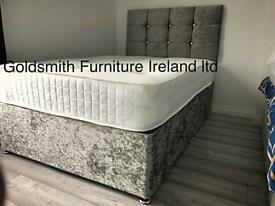 💎💎 BRAND NEW FACTORY SEALED DIVAN BEDS 💎💎