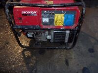 Genuine Honda EM2200 leisure generator semi quiet