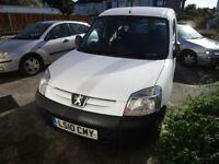 2010 Peugeot Partner Van **Long MOT**