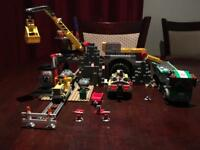 Lego mine set