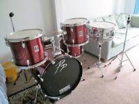 Performance Percussion Starter Drum Set.