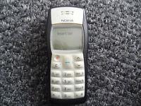 NOKIA 1100 SIM FREE MOBILE PHONE