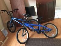 2 BMX's for sale