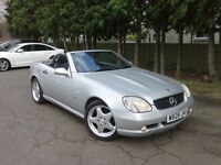 Mercedes Benz SLK 230 Kompressor CONVERTIBLE AMG KIT LEATHER slk230 not slk200 320 z3 z4 mx5 clk