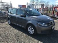 Late 2011 Volkswagen Touran 1.6 TDI 7 Seater **Full History** (smax,sharan,galaxy,zafira)