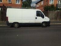 Man and van removal (£20 per hour)