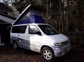 Mazda Bongo Side Conversion Campervan