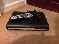 Sky+ HD Box With remote - Factory reset and updated to latest software