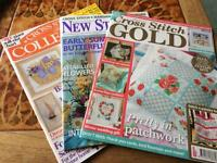 Wanted Cross Stitch Magazines or Charts