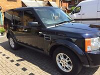 2009 LANDROVER DISCOVERY 3 4X4 TVD6 GS 2.7 MANUAL