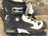 "Roces UFS Aggressive Inline Skates (""Rollerblades""), UK size 9"