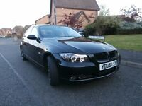 BMW 3 SERIES 2.0 320D SE 4dr MOT due 20.07.17 ////3200£ ONO///