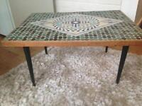 Beautiful, Arts 🎭 + Crafts, Mosaic Table. Free local delivery.