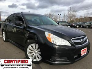 2012 Subaru Legacy 3.6R LTD ** NAVIGATION, BLUETOOTH, HTD LEATH