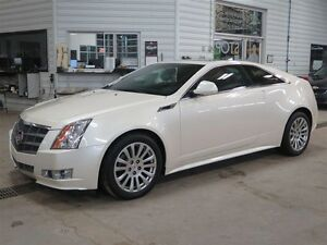 2011 Cadillac CTS CTS-4 COUPE TOIT CAMERA RECUL