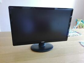 "Acer S220HQL 21.5"" Full HD (1920x1080) LED Monitor"