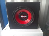 Sony Xplod Amplifier