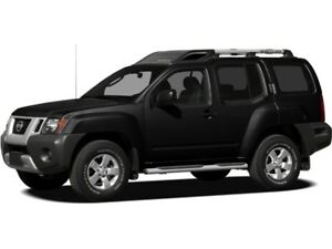 2012 Nissan Xterra S Clearance priced!