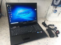 Samsung NP-R700 Laptop - 17.3 inch Widescreen, Fast - Great condition!