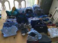 Baby boys clothes bundle (0 to 3 months and 3 to 6 months)