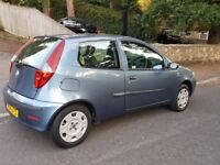 2004 FIAT PUNTO 1.2CC,NEW MOT,SERVICE HISOTRY,CAMBELT REPLACED,GREAT LITTLE CAR