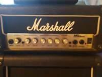 Marshall MG15MSII guitar amp mini stack