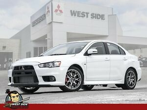 2015 Lancer Evolution MR-SuperAWC(NO CHARGE)-TWIN CLUTCH-$188/BW