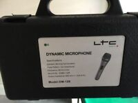 LTC DYNAMIC MICROPHONE DM-126 in very good condition