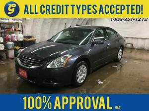 2012 Nissan Altima 2.5S*PUSH BUTTON START*KEY LESS ENTRY*CRUISE*