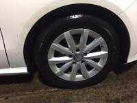 Mercedes alloys 16 inch