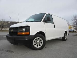 2012 Chevrolet Express 1500 ** 6 cylindre 4.3L ** Tablette **