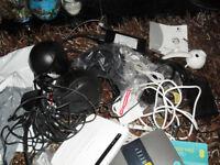 Misc computer/t.v accessories