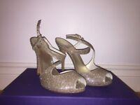Luxury Evening & Bridal STUART WEITZMAN shoes new